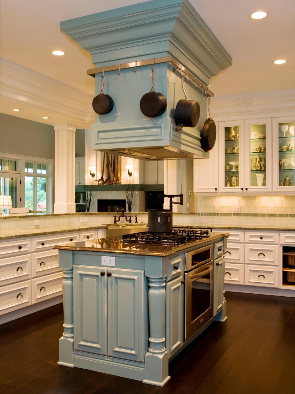 Modern Kitchen Hood Swing Kitchen