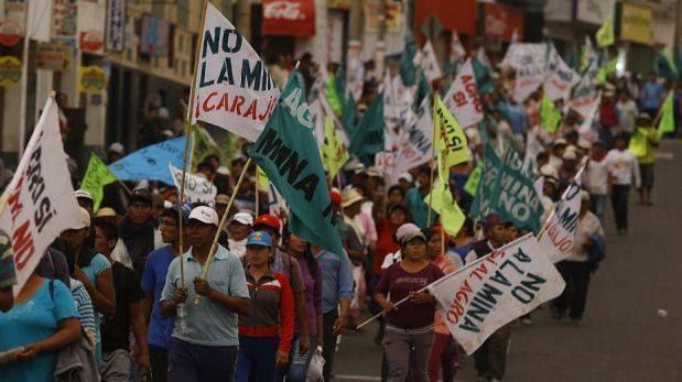 Antimineros radicalizarán paro contra Tía María pese a diálogo