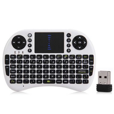 M2S 2.4GHz Wireless QWERTY Keyboard Touchpad-10.53 Online Shopping| GearBest.com