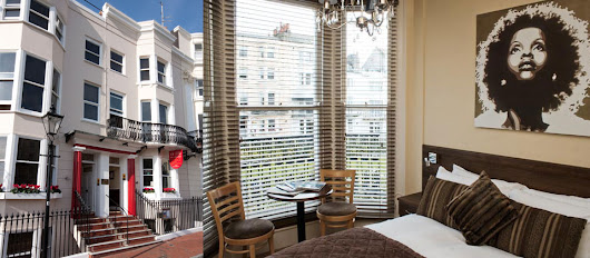 Brighton Hotel Deals & Offers | New Steine Hotel
