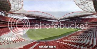 Estádio da Luz - View 360