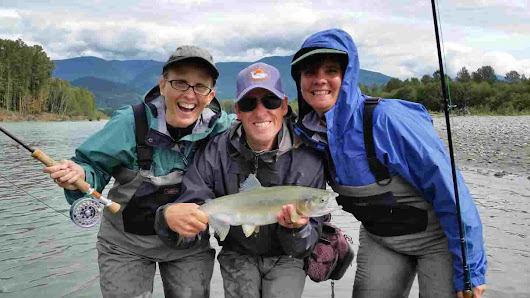 Pemberton Fish Finder - Fishing Guides tours in Whistler, Squamish and Pemberton British Columbia Canada