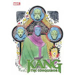 Marvel Comics Kang the Conqueror #1 Comic Book [Momoko Stormbreakers Variant]