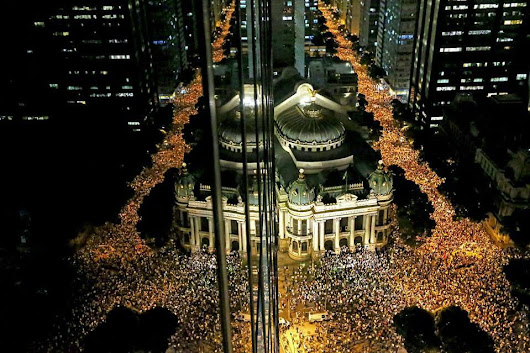Twitter / anonopsIRC_: #Brazil stopped 1 million people ...