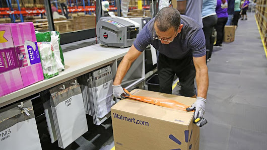 Walmart opens $300M e-commerce fulfillment center in Polk County - Tampa Bay Business Journal