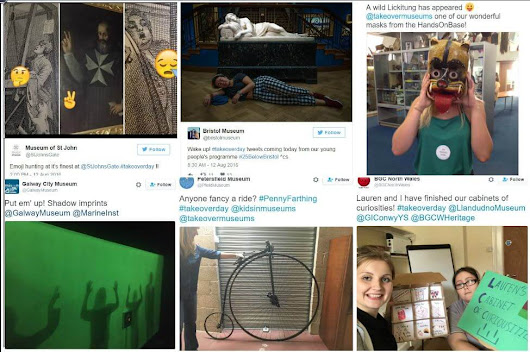 Kids in Museums gets ready for Teen Twitter Takeover 2017 - Museums + Heritage Advisor