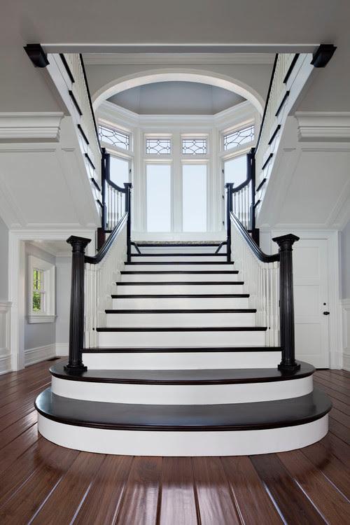 Interior Trim Elegant Staircases Entryways Home Tips For Women