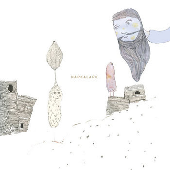 Narkalark EP cover art