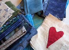 sea quilt :: fabrics:: seilerteppet