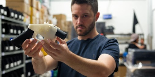 #Breaking: According to a new affidavit for an arrest warrant, Defense Distributed founder Cody Wilson...