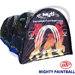 Mighty Paintball UMP-SC-1002 MP Snap Cage with Fiber Glass Poles