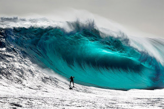 7 Best Excuses Not to Surf Big Waves - IndoSurfLife.com