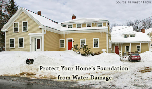 How to Protect Your Home's Foundation from Water Damage