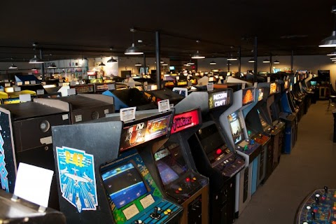 Video Game Arcades Near Me