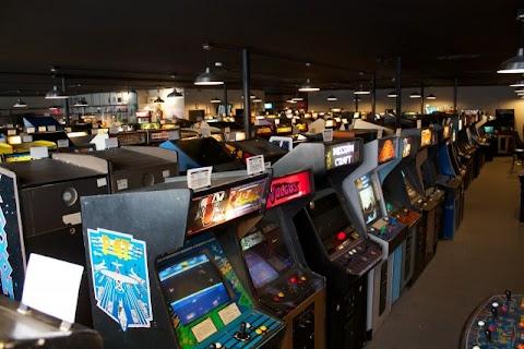 Video Game Arcade Near Me