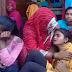 खेत मे गिरे हाईटेंशन तार की चपेट में आकर पति-पत्नी की दर्दनाक मौत