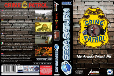 Lost Games Recovery Program Vol. 5: Crime Patrol