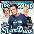 ROCK SOUND Magazine June 2017 Slam Dunk Cover