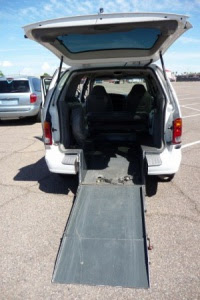 Ford Wheelchair Vans For Sale Blvd Com