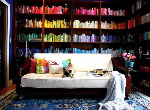bookshelf spectrum, revisited