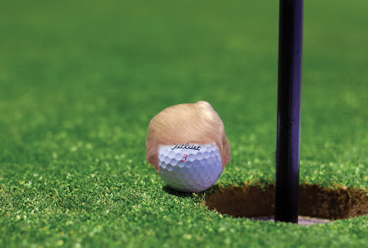 White House: Trump's golfing is work, unlike Obama's golfing, which was scandalous