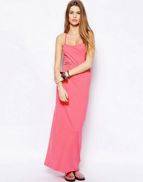 Image 4 of Only Jersey Maxi Dress