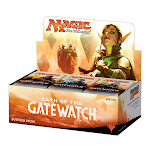 Magic the Gathering Trading Card Game Oath of the Gatewatch Booster Box [Korean]