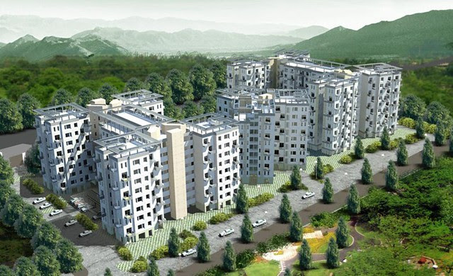Tata Inora Park Undri - 3 Buildings!