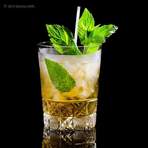Kitchen Riffs The Mint Julep