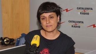 """La portaveu de la CUP, Anna Gabriel, a """"El matí de Catalunya Ràdio"""""""