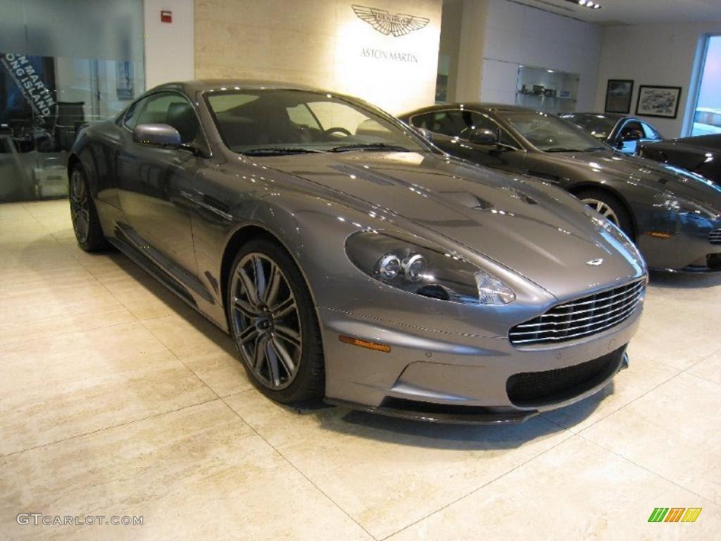Aston Martin Grey Color Code