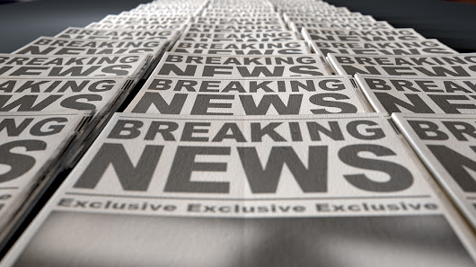 Read All About It! 4 Tips For Writing Catchy Headlines - Deep Core Data