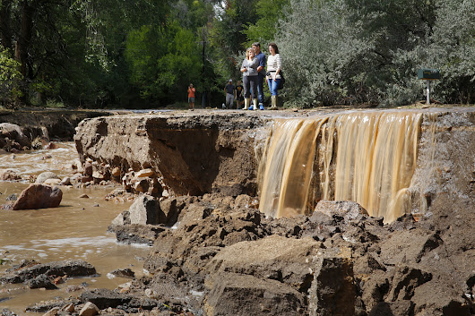 Colorado Flooding: Did Climate Change Play A Role In Recent Disaster?