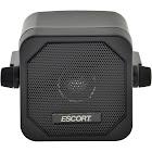 "Escort - 1.75"" 1-Way Detector Auxiliary Speaker (Each) - Black"