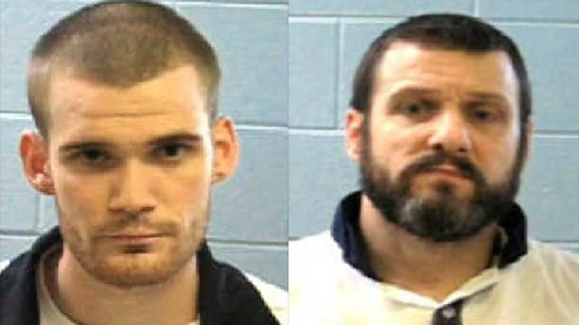 Escaped inmates who killed officers captured