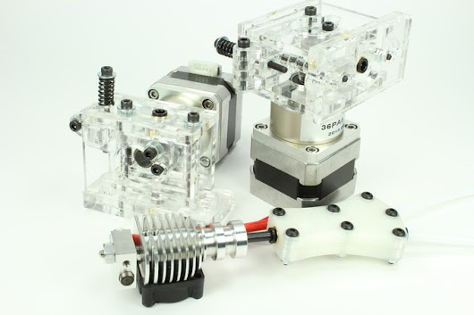 Prometheus: A New Two-Material Option for Single Extruder 3D Printers