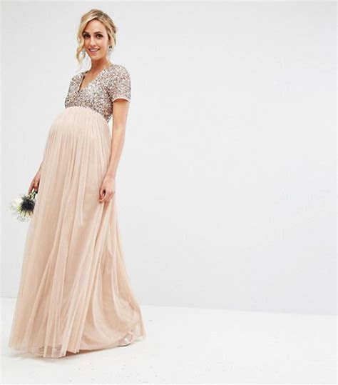 Best Maternity Wedding Guest Dresses: 9 to Shop Right Now