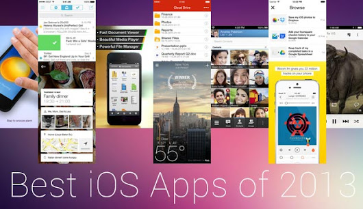 The Best Free iOS Apps of 2013 (iPhone/iPad or iPod Touch)
