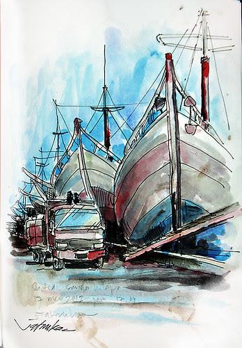 Pelabuhan SundaKelapa by mas_jati
