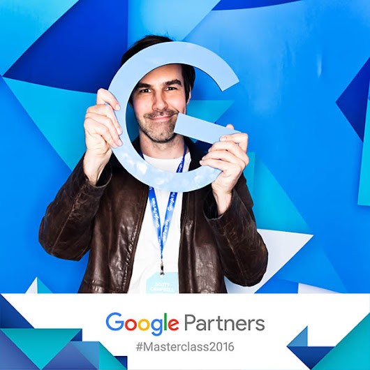 Google Masterclass 2016 – One Digital