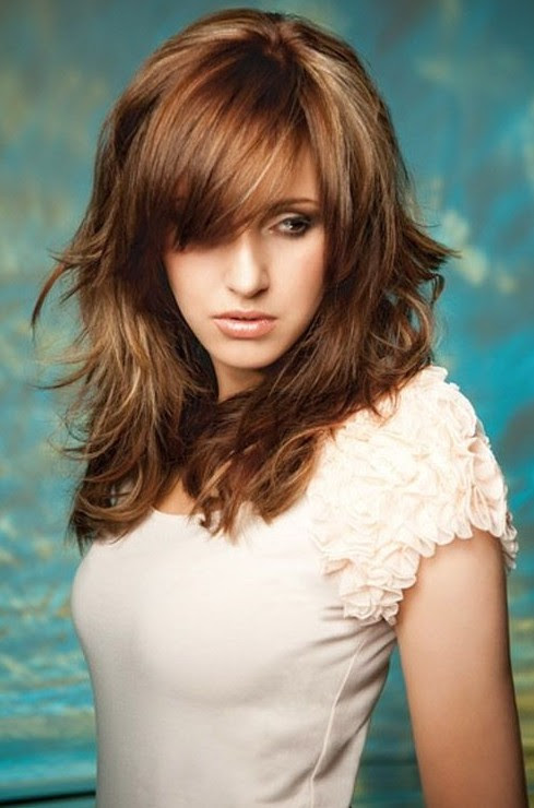 31 Layered Hairstyles: Several Reasons To Have This Fun ...