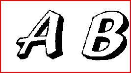 Alfabeto Da Colorare E Stampare