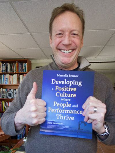 The Positive Culture Book cheaper than coffee - Leadership & Change Magazine