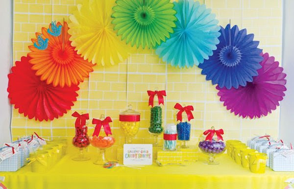 Fantastic Wizard Of Oz Party Movie Inspired Activities Hostess