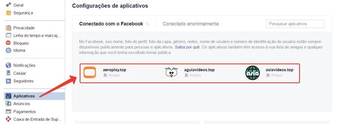 Apps maliciosos mais comuns que espalham vírus com falsos vídeos no Facebook (Foto: Divulgação/Facebook)