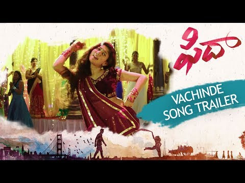 Fidaa video songs - New Movies A TO Z