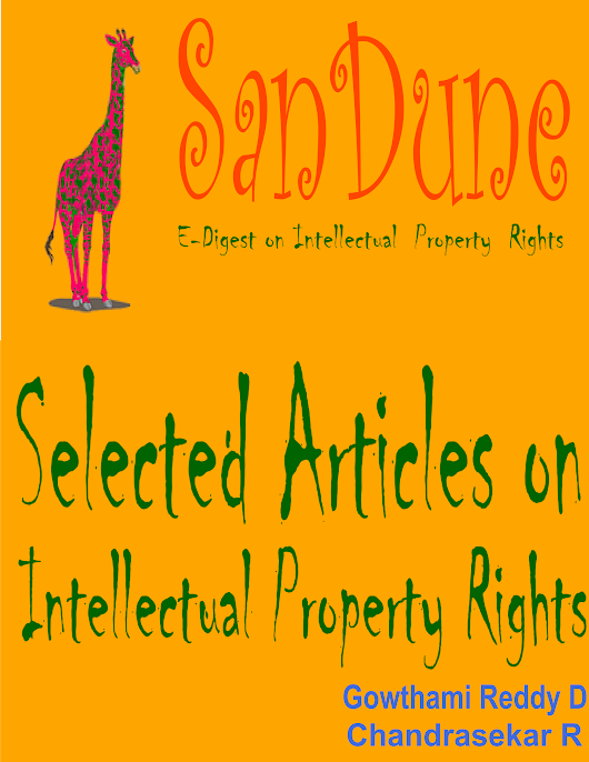 Selected Articles on Intellectual Property Rights