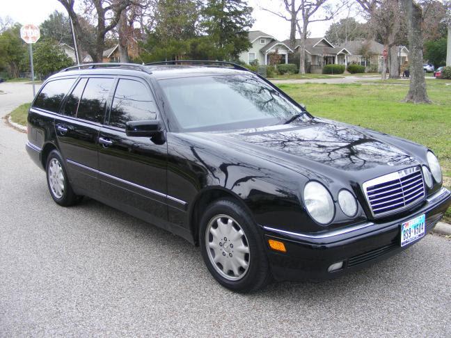 For Sale: 1999 Mercedes E320 Wagon - PeachParts Mercedes ...
