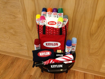 Make it Yours with Krylon Grand Prize Giveaway