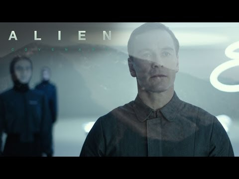 Meet Walter - Promotional Video, Alien: Covenant